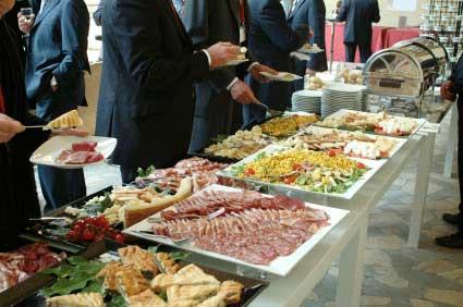 Catering Adelaide Buffet Dinner Menu