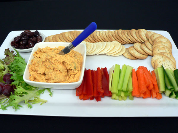 Dips Crackers & Crudities